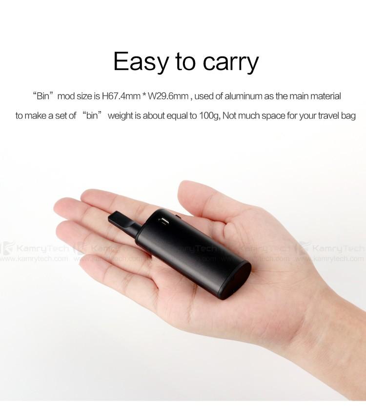 Vaporizer Cartridge Plastic Packaging Kamry Bin Cbd Mini Ecig 650mah Vape  Box Mod Kit Amazon Vapor Pipes Sale - Buy Vaporizer Cartridge Plastic