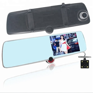 Living Streaming Camera Dash Cam Backup Car Video Recorder 170 Degree Wide Angel Car Black Box with G-sensor fo Driving