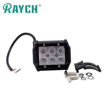 4inch 18W 36W 72W 108W LED Work Light LED Bar Light for Motorcycle Tractor Boat Off Road 4WD 4x4 Truck SUV ATV
