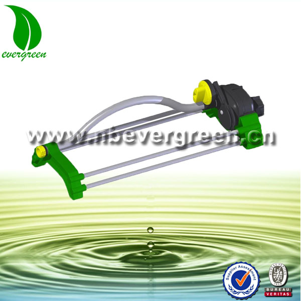 Convenient Garden Watering Oscillating Sprinkler