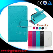 New Product Phone Cases Leather Flip Cover Case for Nokia Lumia C7