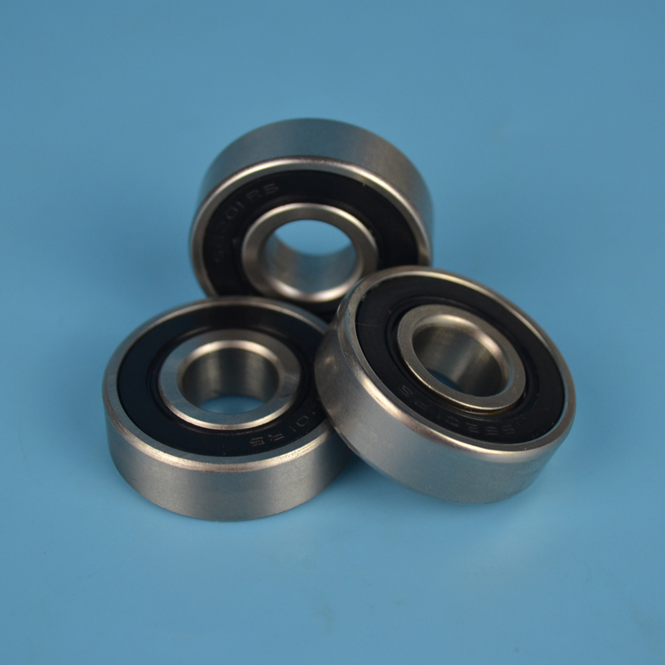 hq motorcycle parts bearing 6205 2rz sizes 25*52*15mm