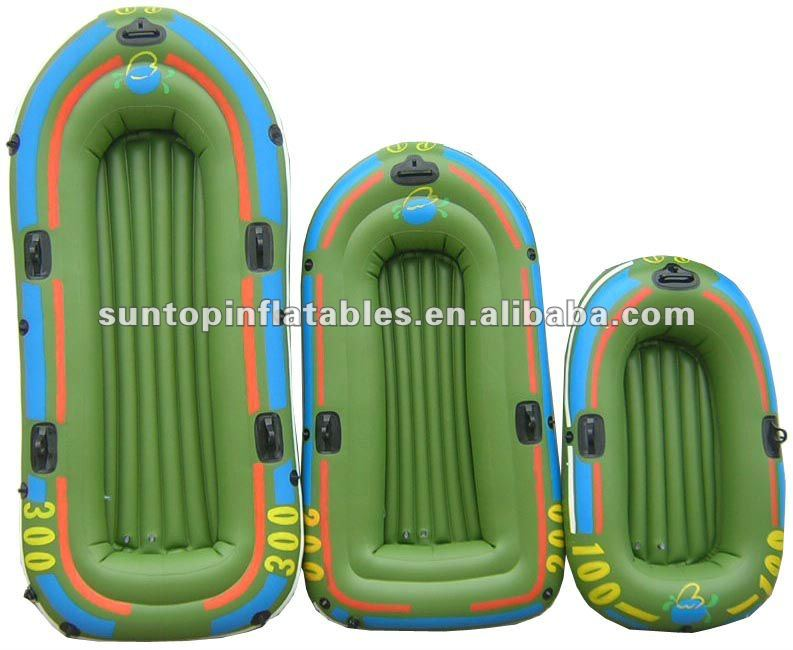 inflatable drifting boat/rowing boat