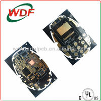 Mobile phone pcb motherboard, multilayer pcb making, Android mobile printed circuit board pcba design services