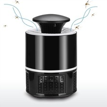 USB Aangedreven UV LED Photocatalyst Fly Bug Mosquito Killer Trap <span class=keywords><strong>Lamp</strong></span>