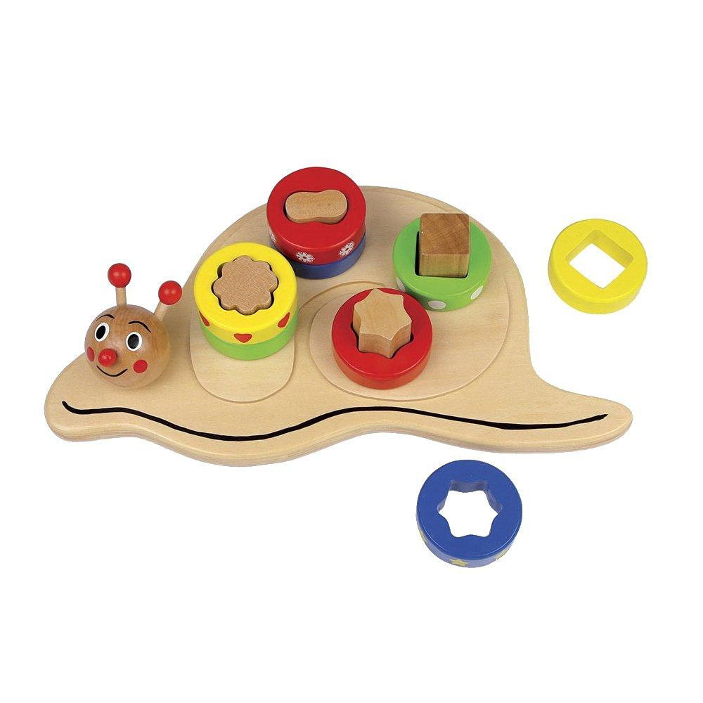 Legler Plug-on Snail Preschool Learning Toy