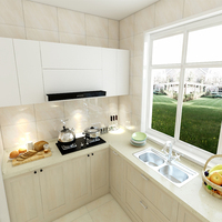 new style latest design home modular kitchens
