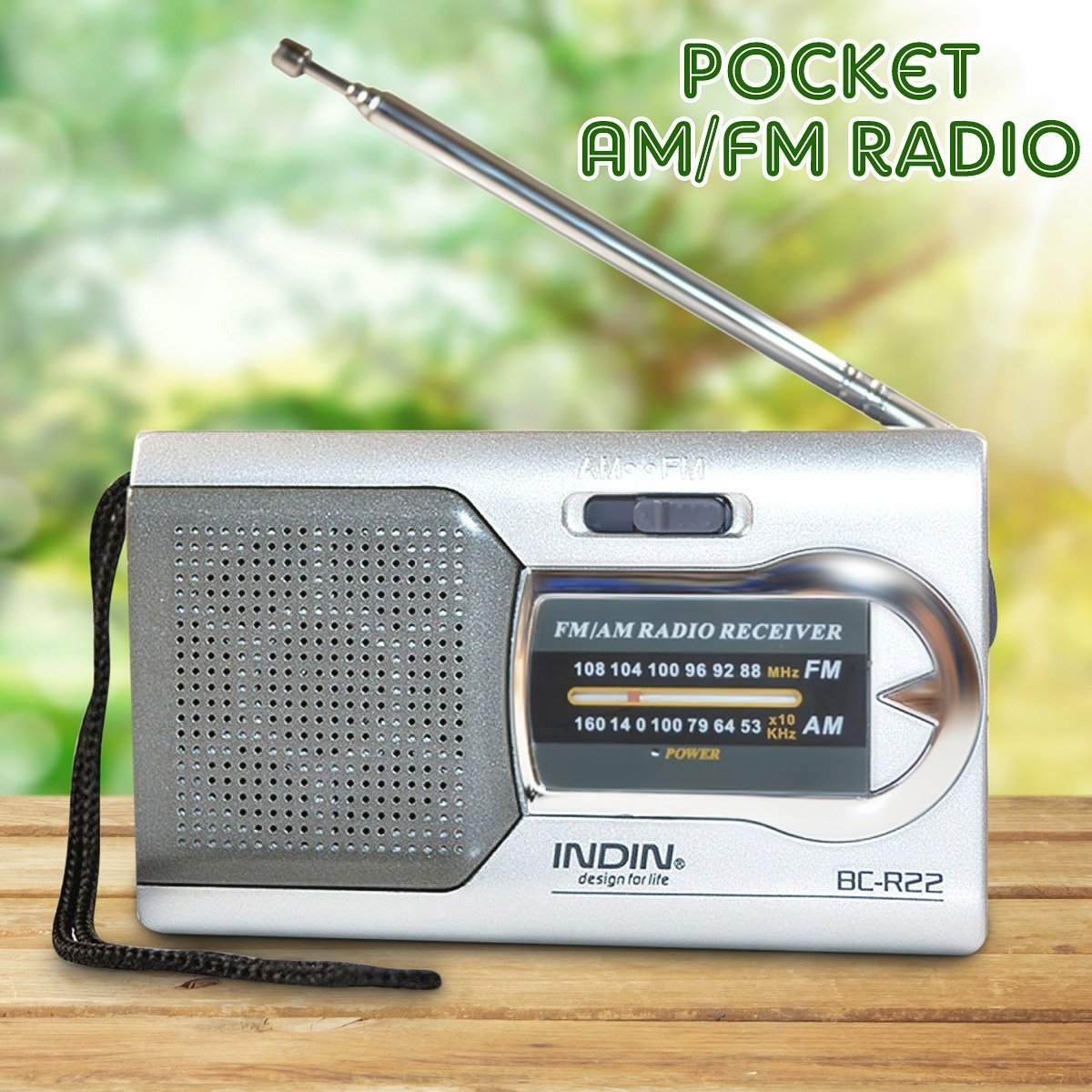 Cheap Radio Frequency Fm Find Deals On Line At Circuit 88 108 Mhz Transmitter 1w Get Quotations Hot Sale Pocket Mini Slim Am Telescopic Antenna World Receiver Range
