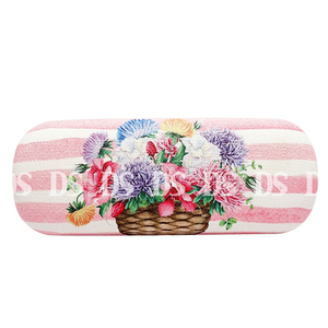 Wholesale Canvas Personal Small Reading Glasses Case