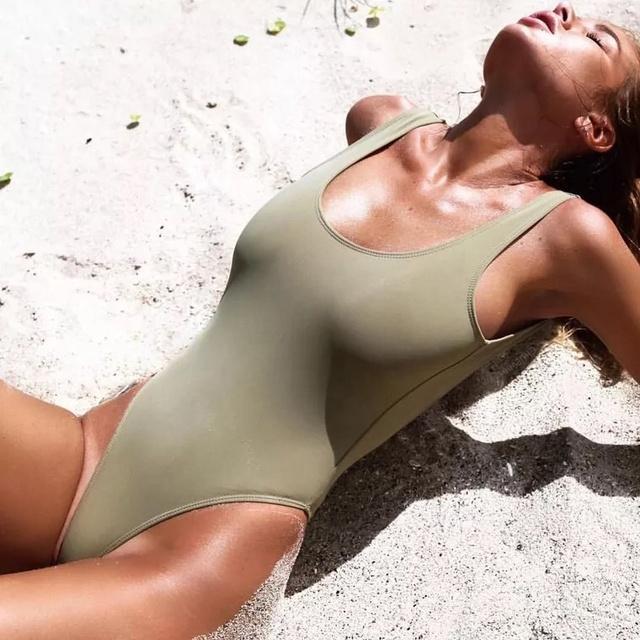 Sexy Women Swimsuits Unpadded Bikini Backless Tubegalore 1