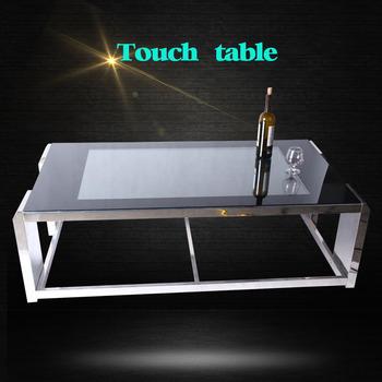 42 インチ インタラクティブ マルチタッチスクリーン コーヒー テーブル