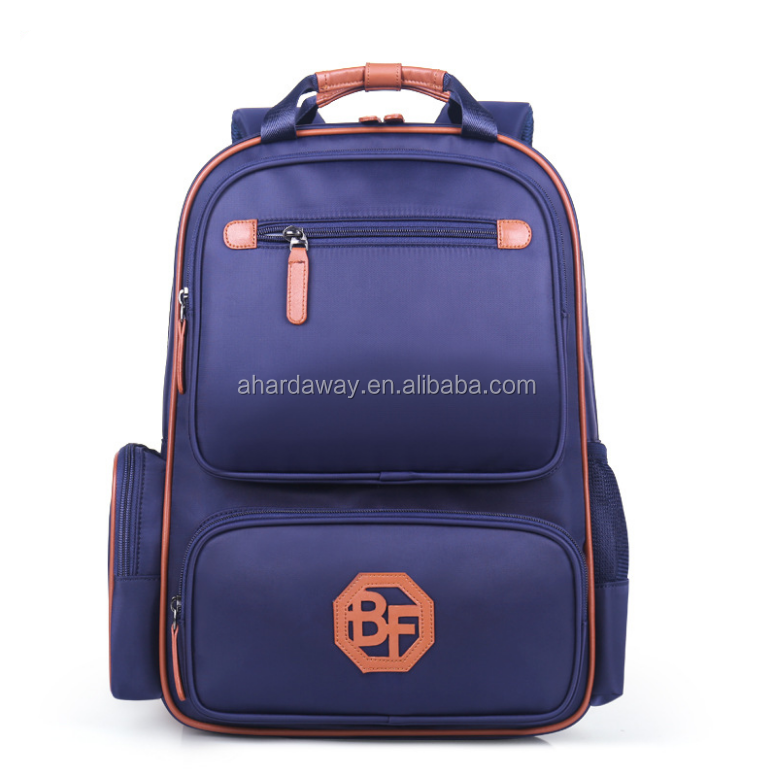 High quality wholesale customized Primary school backpack/rucksack for students