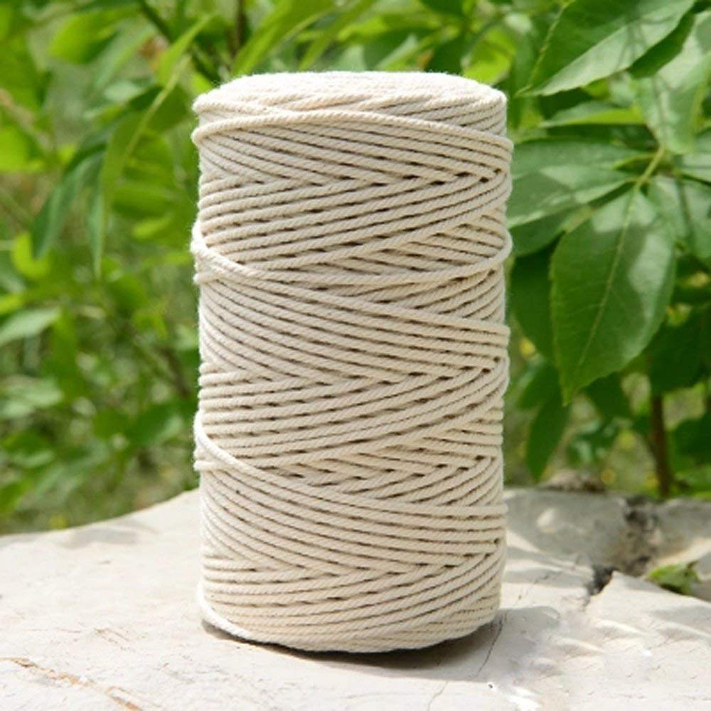 T.W Evans Cordage 07-208 20 Poly Cotton Twine with 1//2-Pound Ball Evans Cordage Co. 450-Feet T.W