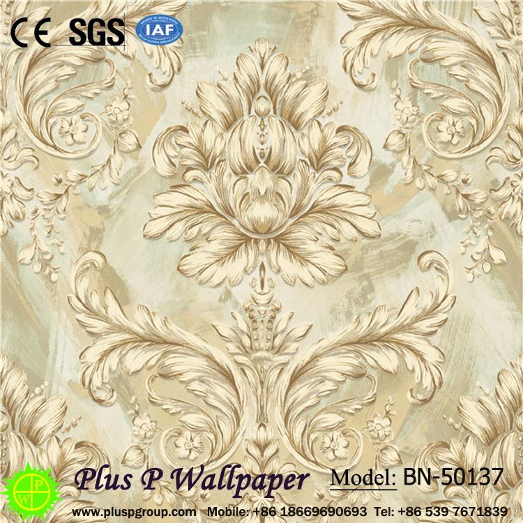 Korea interior 3d blt pvc wallpaper gm klang