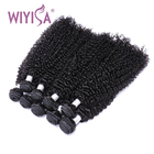 100% Durable Remy Jerry Curl Rosa Human Hair Products For Braiding