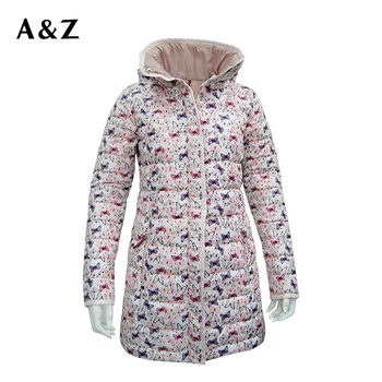 Wholesale high quality winter warm clothing Jacket for women