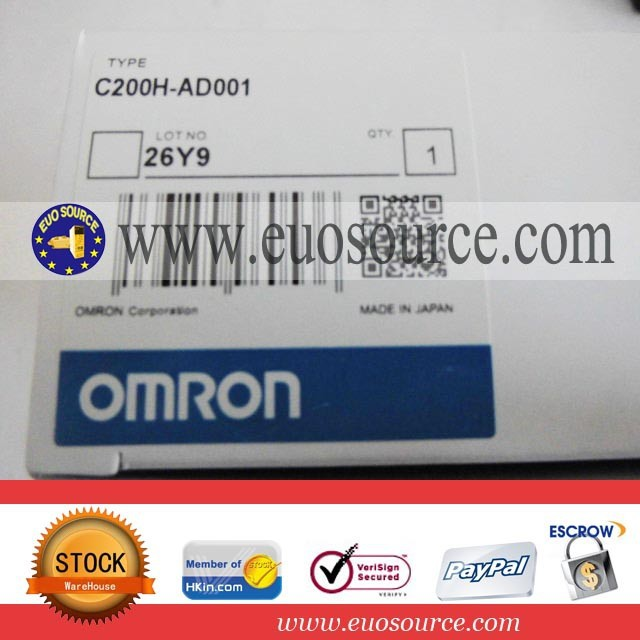 OMRON PLC Controller C200H-AD001