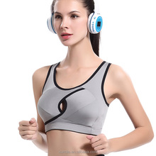 Women sey wireless yoga sport bra