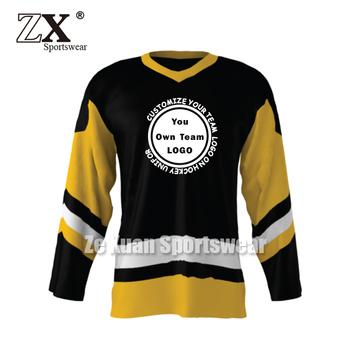 3b061241e 2017 Cheap Team Set Custom Ice Hockey Goalie Jersey - Buy Ice Hockey ...
