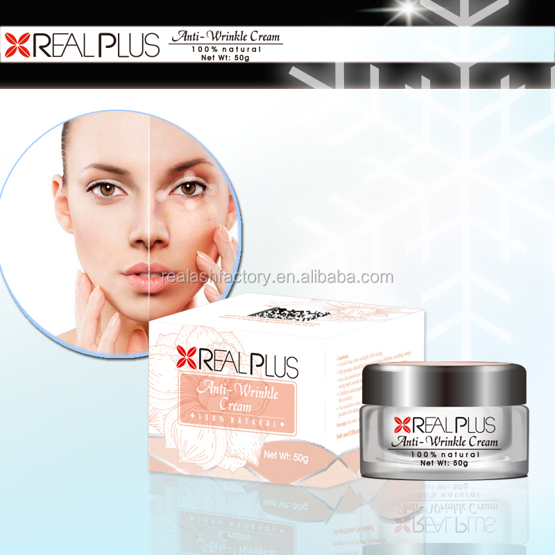 Perfect anti wrinkle products face care younger looking Private label anti wrinkle cream