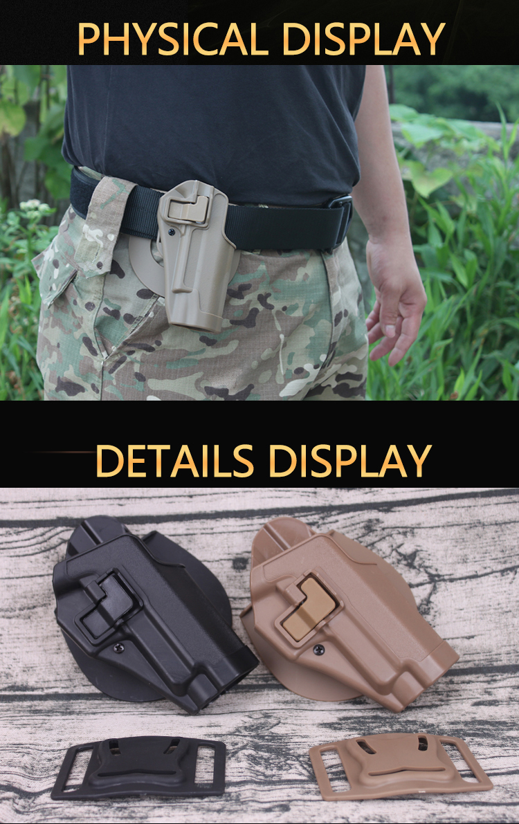 Concealable Right Hand P226 CQC Tactical Airsoft Quick Draw Pistol Holster,  View concealed carry holsters, SABADO Product Details from Guangzhou