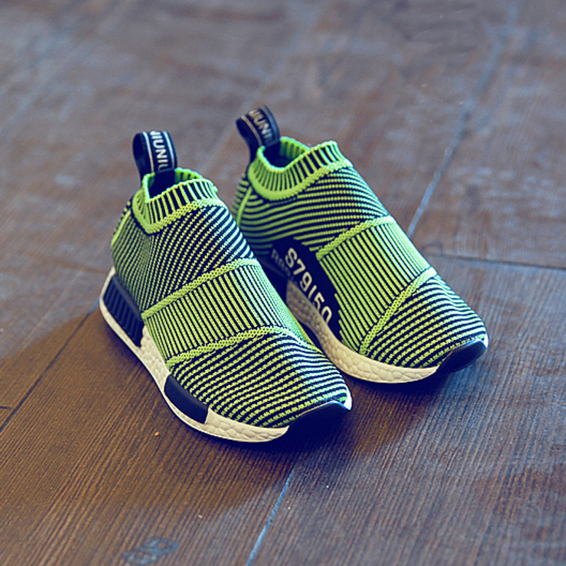 famous designer s shoes prime breathable knit sneakers for kid boy girl easy slip on school