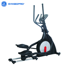 Tugas Berat Gym Cross Trainer Fitness Komersial Elliptical Bike dengan Kursi