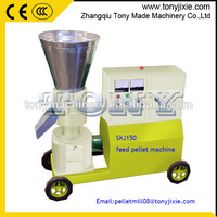(J)low consumption PTO Diesel engine pellet machine price