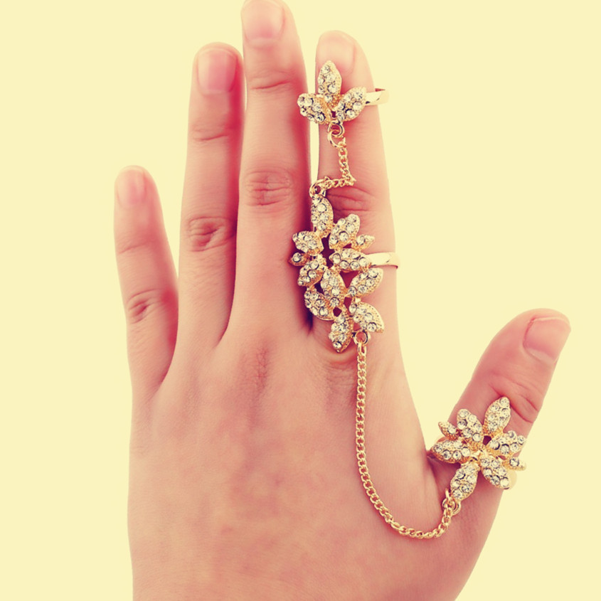 Double Jointed Ring Finger Promotion Shop For Promotional