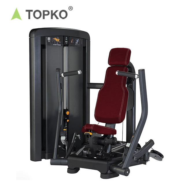 2018 TOPKO gym equipment commercial China wholesale Indoor Fitness Machine Strength Trainning Fitness equipment Gym equipment