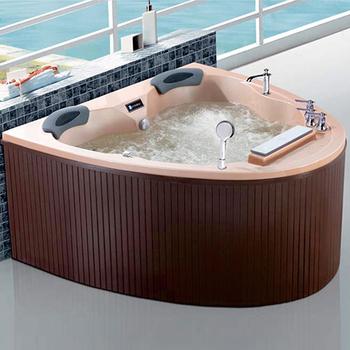 Heart Shape 2 Person Luxury Outdoor Whirlpool Spa Bathtub Buy Outdoor Whirlpool Bathtub Spa Bathtub Heart Shape Bathtub Product On Alibaba Com