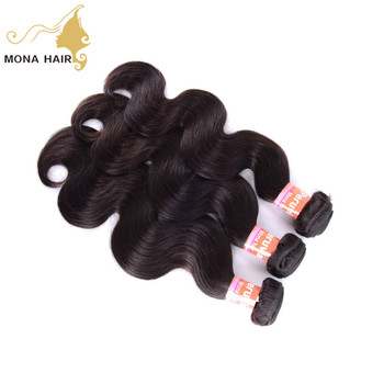 Wholesale body wave 100% unprocessed virgin peruvian hair