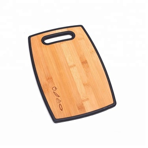100% Food Grade Bamboo Cutting Boards/ Bamboo Chopping Blocks for Home Kitchen