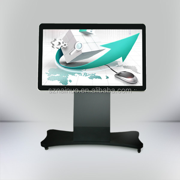 USER SDT 24 inch touch screen kiosk, custom lcd and touch screen advertising player