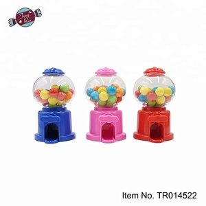 Teng rui Mini candy toy vending machine bubble gum candy Dispenser