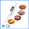 Instant Read Meat BBQ Digital Food Thermometer with Collapsible Internal Probe