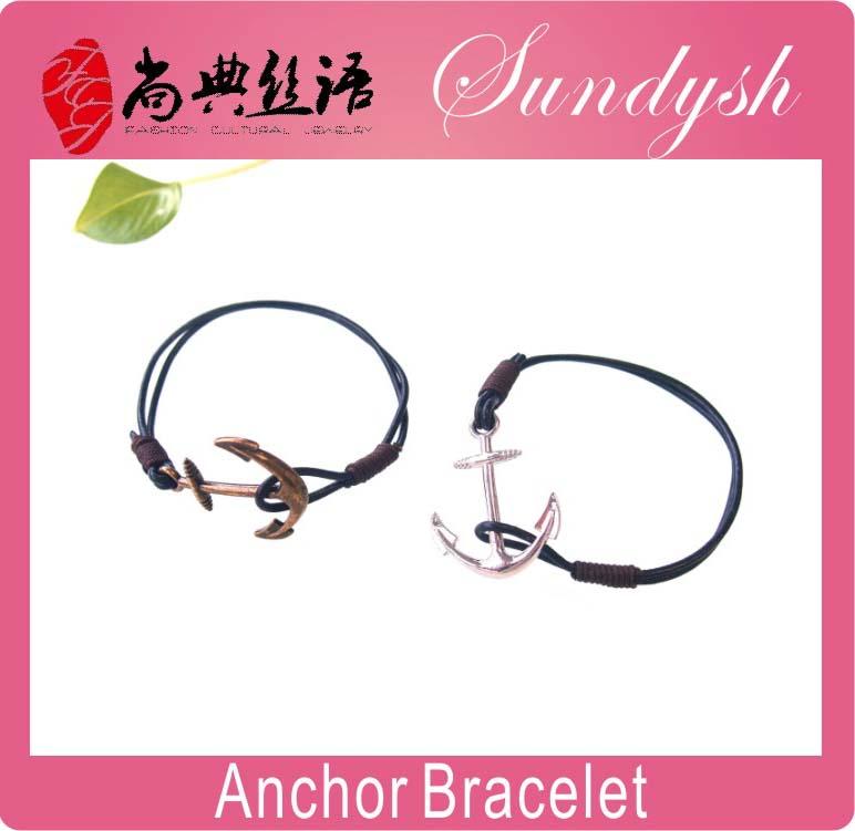 Grossiste bracelet ancre acheter les meilleurs bracelet ancre lots de la chine bracelet ancre - Bracelet couple ancre ...