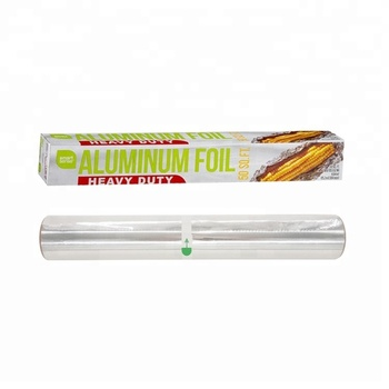 Free sample Coated 30cm soft temper aluminum foil 8011 O