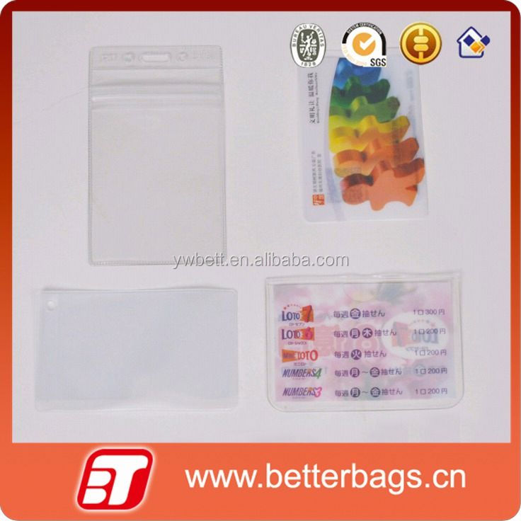 2014 New style hot selling clear pvc plastic bag with snap button
