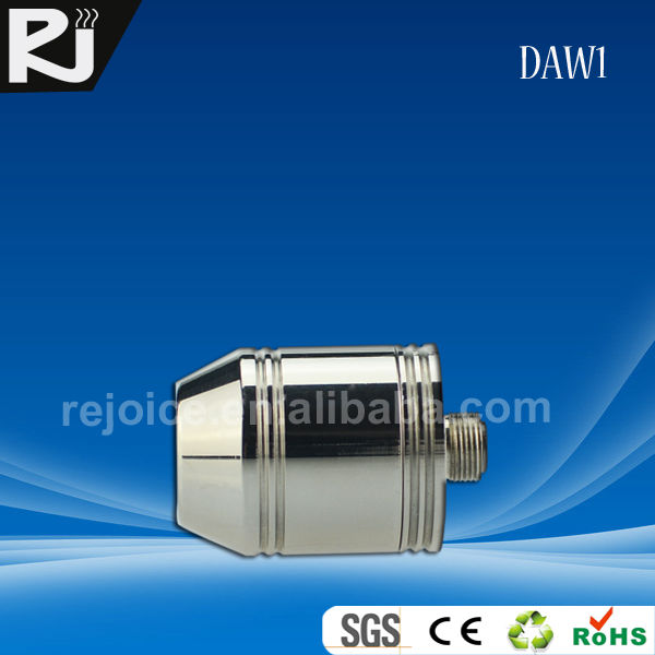 zhuhai electronic technology newest and latest products for 2014 cig high gloss atomizer DAW1