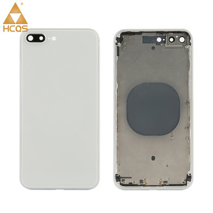 Full Housing Assembly Battery Cover For iphone 8plus back Housing