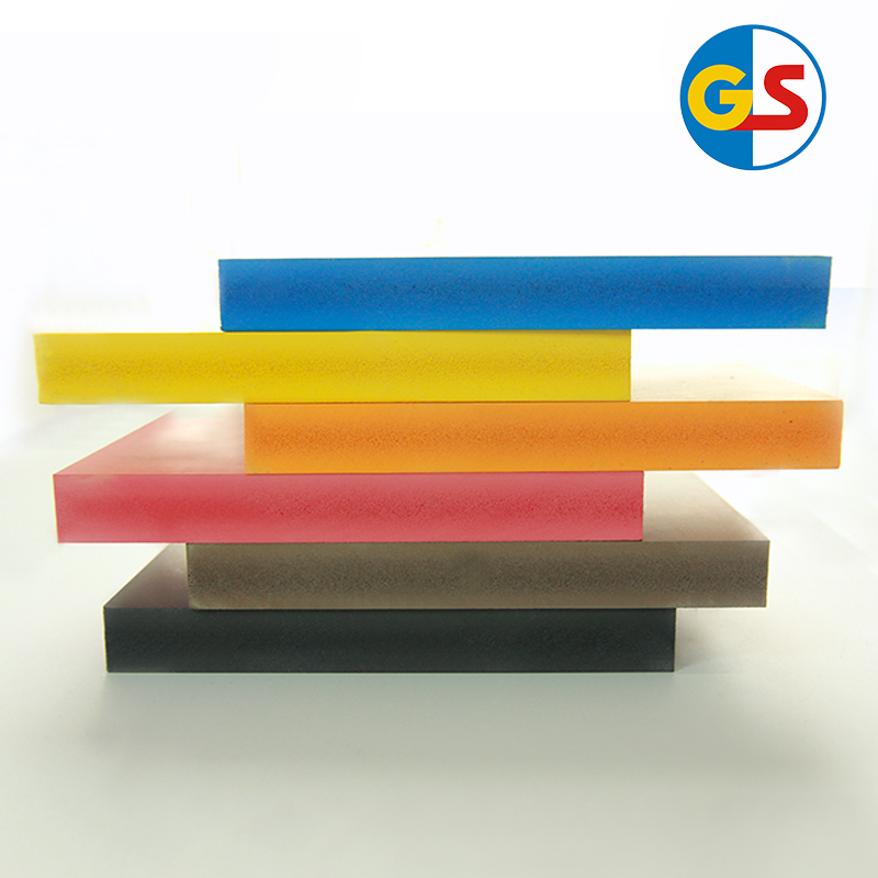 6mm White PVC Foam Board  9mm PVC Plastic Sheet 10mm pvc rigid/celuka/forex PVC foam board sample