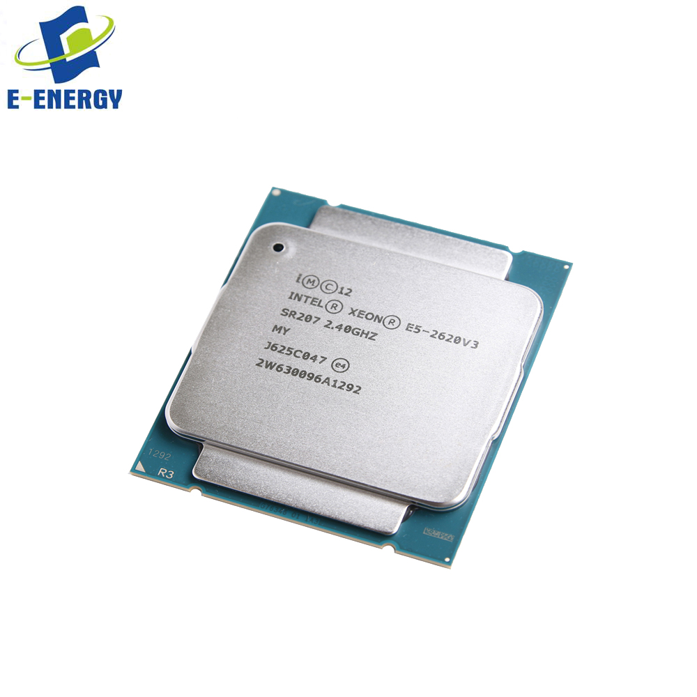 8 Cores 2400MHz E5-2630 V3 Intel Xeon CPU For Servers