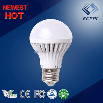 China Suppliers E27 5w Led Light Bulb Motion Sensor Light Bulb ...