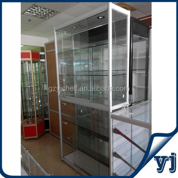 Marvelous Glass Vitrine Display Cabinet,Wall Mounted Cabinet,Cheap Display Cabinet