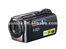hot sale big screen video camcorder full hd 1080p output