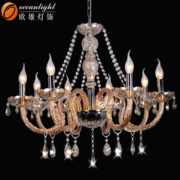 Crystal Ring Chandelier Import