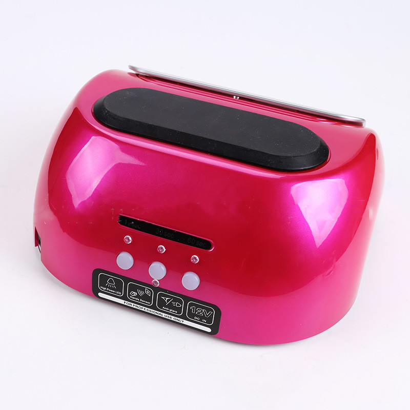 18k Double Light Sources 48W Powerful Nail Dryer Nail UV Lamp with Intelligent Induction