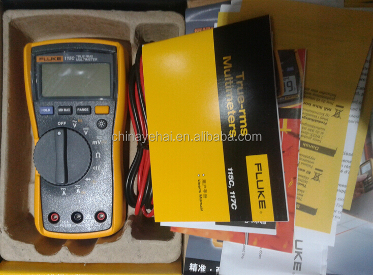 authorized agent Fluke 115C true RMS digital multimeter