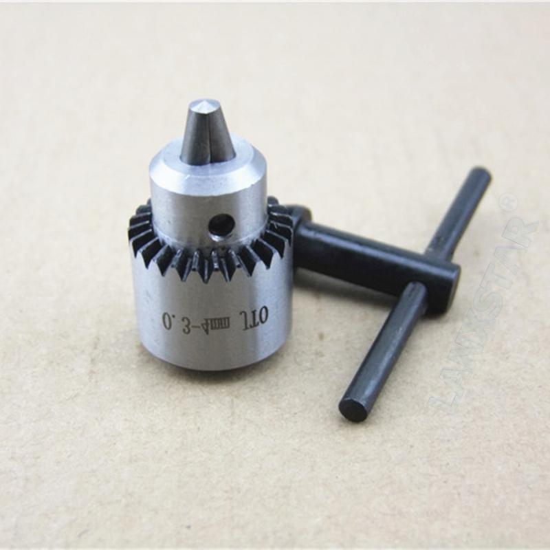 d8d4d5dbf52ad9 Wholesale Mini Electric Drill Grinding Folder Drill Chuck 0.3-4mm JTO Sets  Of DIY Precision Chucks Fit Diameter 5mm Drill Shaft